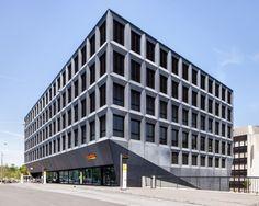 Office Building in Liestal / Christ & Gantenbein