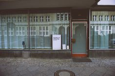 Eingang vom Speiselokal Nobelhart & Schmutzig (CC BY-NC-ND)