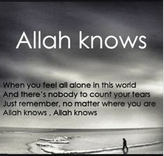 Be inspired with Allah Quotes about life, love and being thankful to Him for His blessings & mercy. See more ideas for Islam, Quran and Muslim Quotes. Allah Quotes, Muslim Quotes, Quran Quotes, Religious Quotes, Hindi Quotes, Hadith Quotes, Quran Verses, Quotations, Sabr Islam