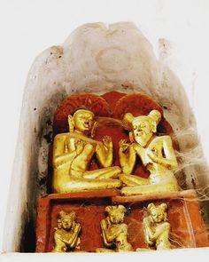 Sentirse como #IndianaJones en los #templos de #Bagan #Myanmar #myanmartrip #myanmar #myanmarphotos #myanmarfood #myanmartravel #myanmartourism #myanmarlife #temples #budismo #buddhism #buddismart