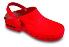 Dr. Scholl Zueco New Work Fit B/S Rojo