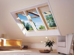 great roof window / sky light