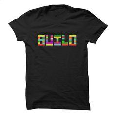 BUILD (lego) T Shirts, Hoodies, Sweatshirts - #mens t shirts #mens t shirt. CHECK PRICE => https://www.sunfrog.com/LifeStyle/BUILD-lego.html?id=60505