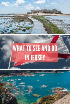 What to see and do in Jersey, a perfect weekend destination in the Channel Islands between England and France. Discover the best of this beautiful island and how to spend your time. Video included!