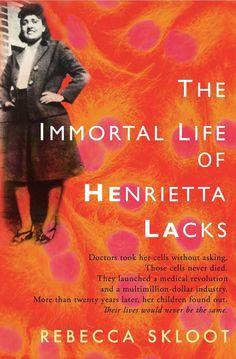 The Immortal Life of Henrietta Lacks by Rebecca Skloot eBooks