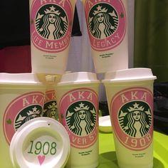 AKA Starbucks Reusable Cups