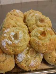 Pietro de Felice Pasticcere: Biscotti di Mandorla - Tutorial Pasta di Mandorla ...