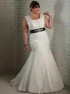 2014 A-Line lace Evening Ball Formal Prom Party Dresses Plus size Wedding Gown Vestidos Vintage, Vintage Dresses, Bridal Dresses, Bridesmaid Dresses, Party Dresses, Formal Dresses, Plus Size Wedding Gowns, Curvy Bride, Wedding Sash