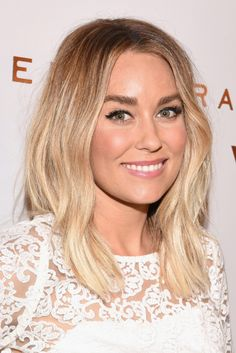 6 Date Night-Ready Hairstyles Inspired by Lauren Conrad's Runway Show via Brit + Co.