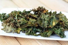 Curry Kale Chips by Tasty Yummies, via Flickr