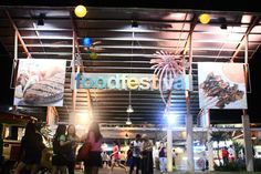Surabaya Food Festival  east coast Center, Surabaya Timur  Nikmati sajian kuliner khas surabaya setiap hari nya. Informasi Selengkap nya kunjungi:  http://agendakota.co.id twitter @agendakuliner
