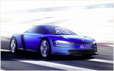 Volkswagen XL Sport Car Wallpaper