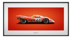 These stunning prints bring motorsport history to life | Classic Driver Magazine
