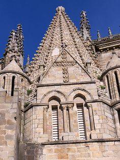 Catedral Vieja de Plasencia, Cáceres.