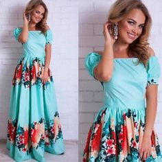 ***DM/Email Us To Order! PRODUCT NAME- Newest  Vintage Off Shoulder Classy Gown PRICE-₹1599 SIZE-S M L XL XXL COLOR-Blue|White ***DM/Email Us To Order!