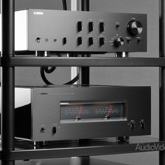 Yamaha Audio, Valve Amplifier, Audio Design, Audio Room, Music System, Audiophile, Retro, Speakers, Garden