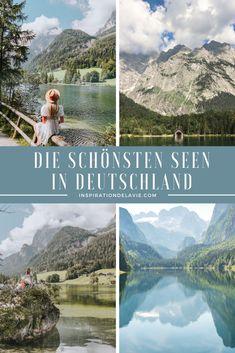 Die schönsten Seen in Deutschland? Die stelle ich dir in meinem Blogbeitrag zusammen. Ob große Seen zum Schwimmen, geheime Badeseen in Baden-Württemberg und Bayern oder traumhafte Bergseen in Deutschland. Auf meinem Blog findest du die besten Tipps für einen Ausflug zum See und meine Lieblings-Seen auf einer Deutschland Karte. So entdeckst du garantiert Inspiration für deine Deutschland Reise 2021. #reisetipps #reisen #see