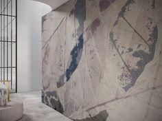 Motif washable wallpaper SALIX by GLAMORA