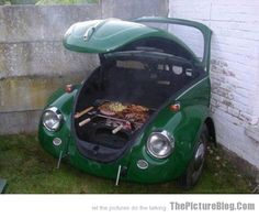 This is the bbq Dan should have made!!   (Ali told me about his charcol one) @Erica Cerulo Cerulo Morris-Barrera