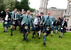 scottish weddings - Google Search Wedding Gowns, Wedding Venues, Wedding Photos, Wedding Day, Scottish Weddings, Men In Kilts, Wedding Mood Board, Big Day, Scotland