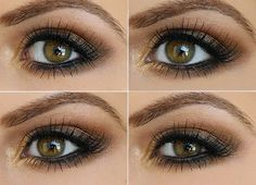 Smokey-Eye-Makeup-For-Hazel-Eyes
