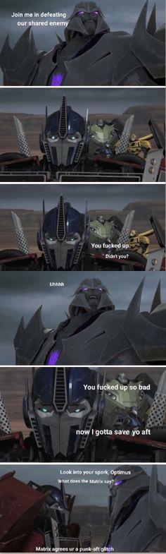 Same Optimus same