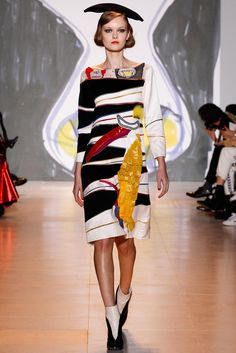 Tsumori Chisato Fall 2014 Ready-to-Wear - Collection - Gallery - Style.com