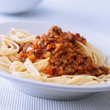 Spaghetti Bolognese 11 WW points