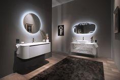 NOVITA' 2015 - Bagno, Design, Arredobagno, Arredamento bagno, Arredobagno moderno, Specchi, LED, Made in italy, Made in toscany, Firenze,