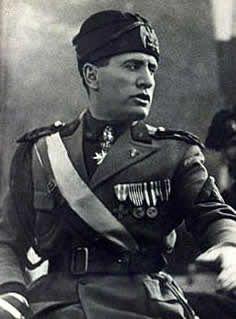 Mussolini, Benito. Pronunciation: /ˌmʊsəˈliːni/ (1883–1945), Italian Fascist…