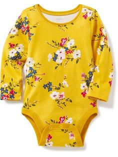 Patterned Bodysuit for Baby