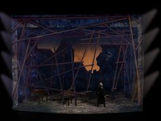 les miserables set design | Les Miserables Renderings