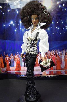 OOAK Barbie NiniMomo's Miss Pennsylvania 2009