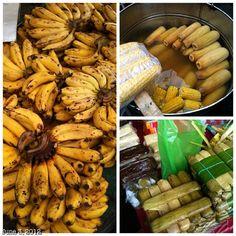 お買い物 #market after #mass #food #philippines #フィリピン
