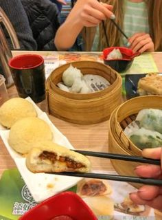 Get to Tin Ho Wan in Hong Kong early to avoid a line for the cheapest Michelin-starred dim sum in the world.