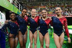 The Final Five - USA Women's Gymnastics Team