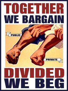 HELL YEAH.....Unions Yes!