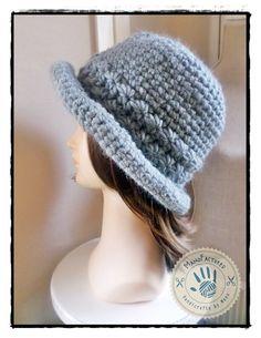 Prague crochet cap by ManoFactured on Etsy