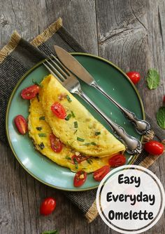 Cookin' in Korea: The Om Nom Nomelette Scrambled Eggs, Omelette, Nom Nom, Cooking, Breakfast, Tableware, Easy, Kitchen, Morning Coffee