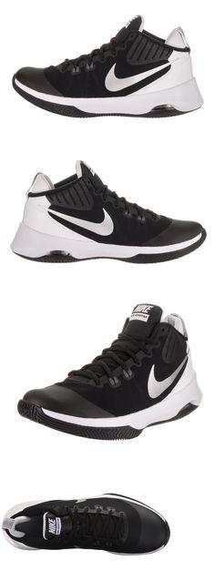 Men 158971: Nike Marxman Men S Basketball Shoes Size 11 Black White 832764- 001 -> BUY IT NOW ONLY: $60 on eBay!   Men 158971   Pinterest   Black
