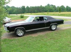 "picture of a monte carlo car | 1970 Chevrolet Monte Carlo ""Stoneville's Ricer Eater"" - Stoneville, NC ..."