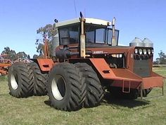 I own the A250 Tractor Shown in this page it is in south australia near ceduna my number is 0414522438 any one have a wrecked one out there Acremaster was an Australian articulated tractor manufacturer based in Merredin, Western Australia, Australia. Founded by Laurie Phillips in 1975 as Phillips-Merredin, they began building the large 4WD tractors. The tractors have been sold as Phillips tractors as well.