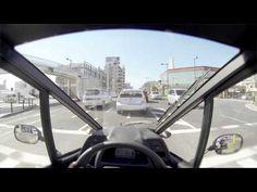 TOYOTA i-ROAD: Ride the future - YouTube