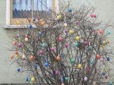 Albero di Pasqua fai da te (Foto 3/41)   Tempo Libero
