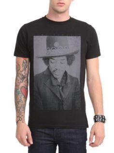 Jimi Hendrix Faded Slim-Fit T-Shirt