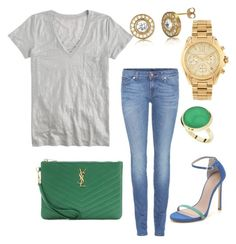 """Casual"" by chic-splendor on Polyvore"