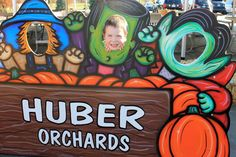 Review of Huber's Orchard, Winery and Vineyards - perfect fun for #Louisville area families regardless of season!
