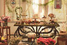Festa Jardim Encantado | Decor&Festa Blog de festas | Festa Infantil