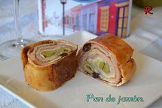 pan de jamon 2