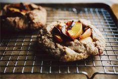 Nectarine Tart with Rye-Cornmeal Crust // Sprouted Kitchen